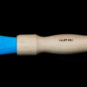 Valet PRO Chemical Resistant Brush - Wooden Handle