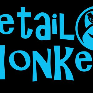 Detail Monkey Sticker
