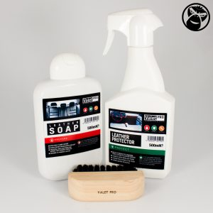 Valet PRO Leather Cleaning Kit