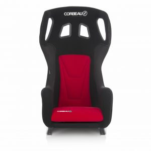 Corbeau Revolution Red