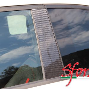 SForza Carbon Door Pillar Covers