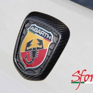 SForza Carbon Rear Emblem