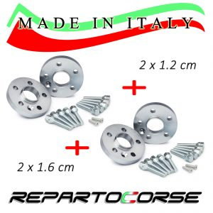 Repartocorse Abarth Spacers